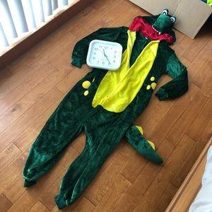 Other - Crocodile / Alligator Costume with Clock